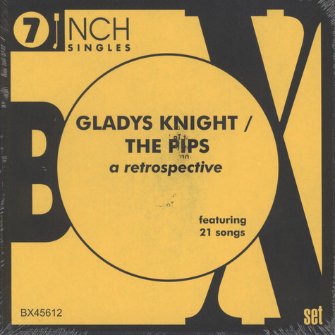 Gladys Knight & The Pips - 45RPM Collection