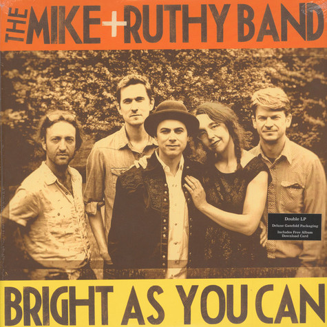 Mike & Ruthy Band - Bright As You Can