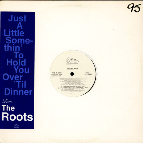 Roots, The - Proceed