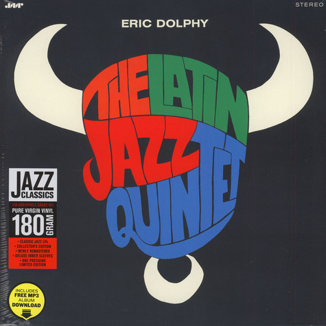 Eric Dolphy - Eric Dolphy & The Latin Jazz Quintet