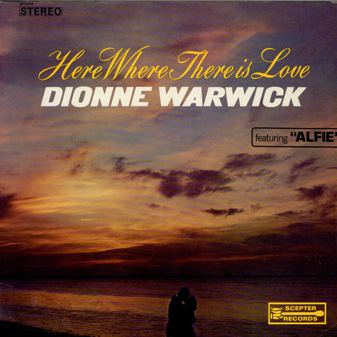 Dionne Warwick - Here, Where There Is Love