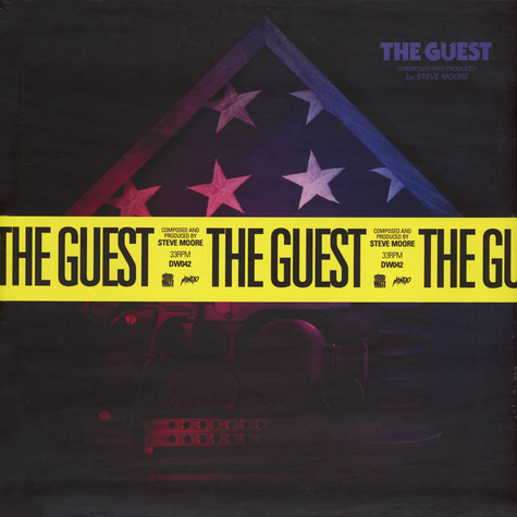 Steve Moore - OST The Guest