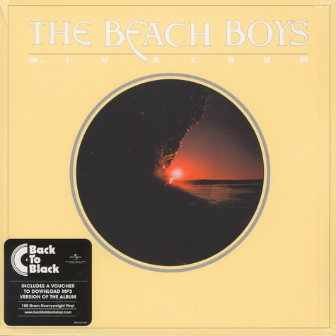 Beach Boys, The - M.I.U.