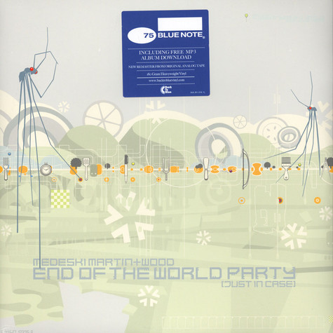 Medeski, Martin & Wood - End Of The World Party Back To Blue Edition