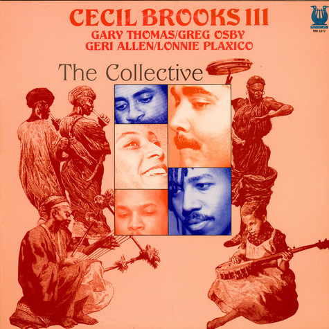 Cecil Brooks III - The Collective
