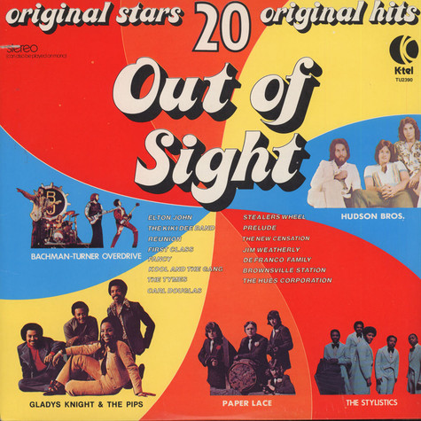 V.A. - Out Of Sight