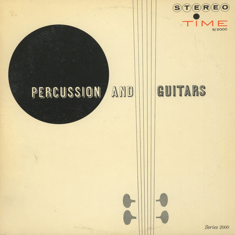 V.A. - Percussion And Guitars