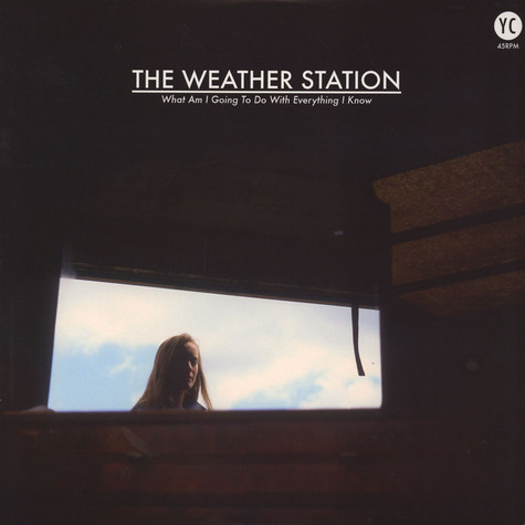 Weather Station - What Am I Going To Do With Everything I Know