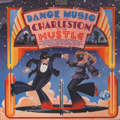 V.A. - Dance Music From The Charleston To The Hustle