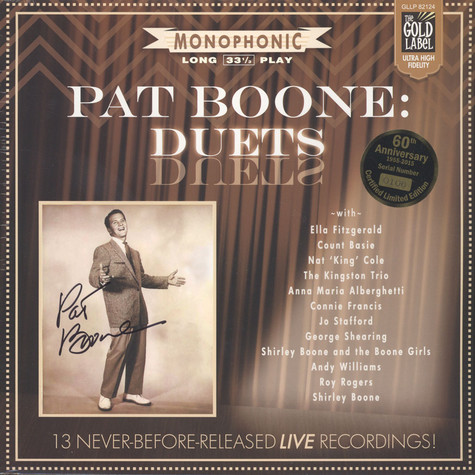 Pat Boone - Duets