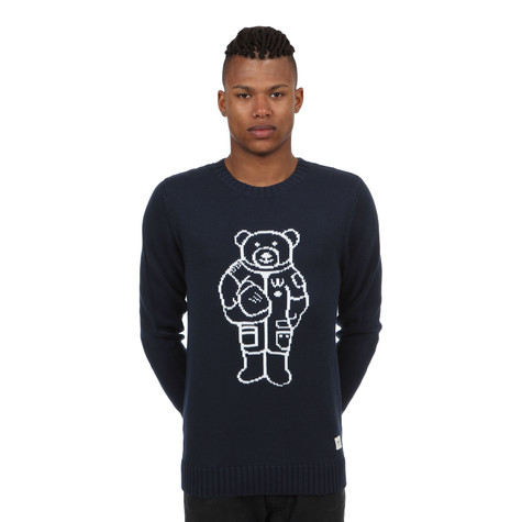 Wemoto - Jupiter Soft Knit Crewneck Sweater