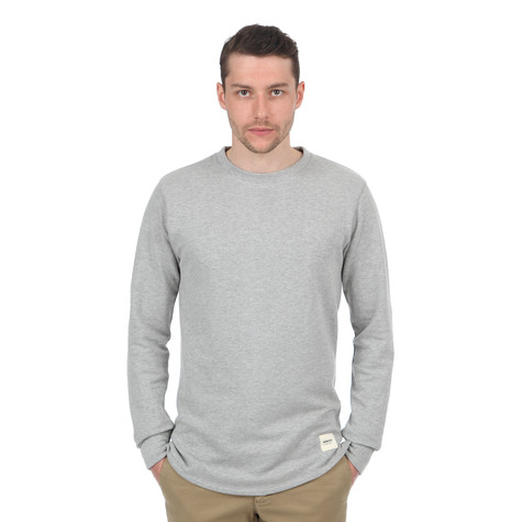 Wemoto - Melton Sweat Longsleeve Shirt
