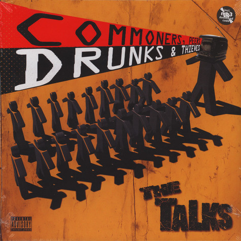 Talks, The - Commoners, Peers & Thieves