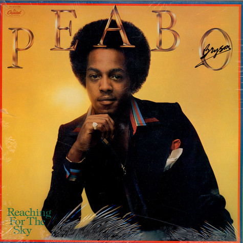 Peabo Bryson - Reaching For The Sky
