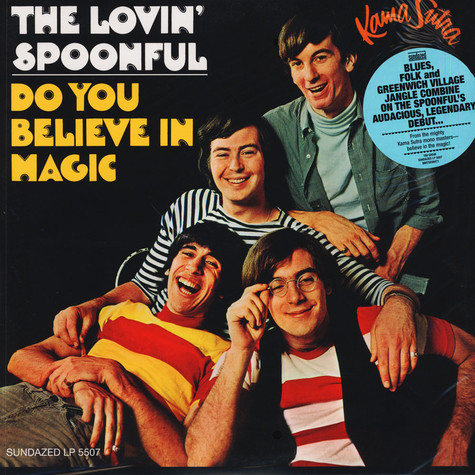 Lovin Spoonful, The - Do You Believe In Magic