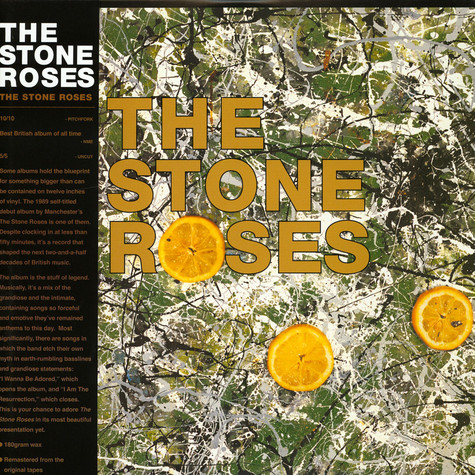 Stone Roses, The - The Stone Roses