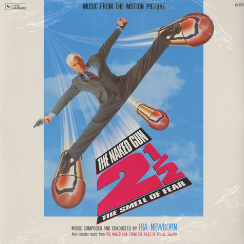 Ira Newborn - OST The Naked Gun 2 1/2: The Smell Of Fear