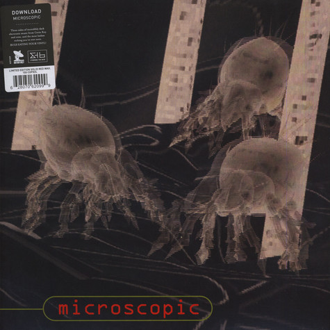 Download - Microscopic Red Vinyl Edition