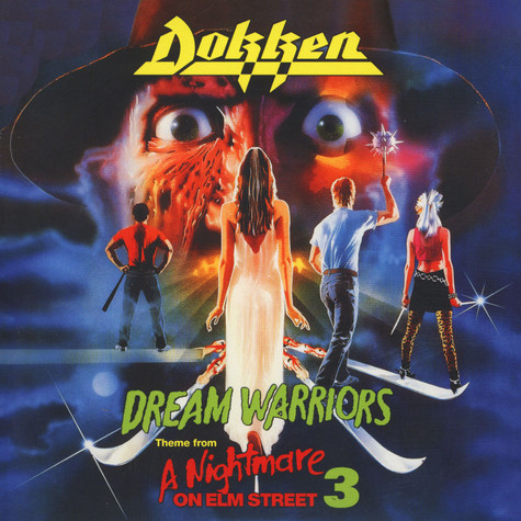 Dokken - Dream Warriors / Into The Fire