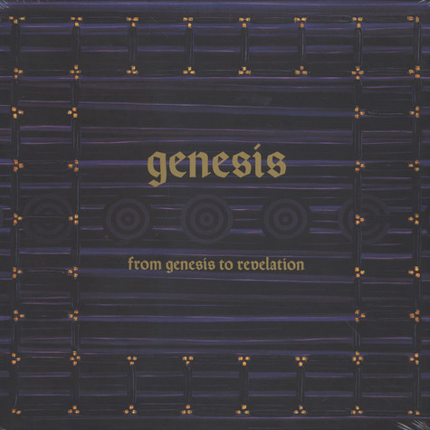 Genesis - From Genesis to Revelation Box LP Box Set