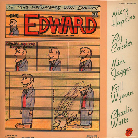 Hopkins/ Cooder/ Jagger/ Wyman/ Watts - Jamming With Edward