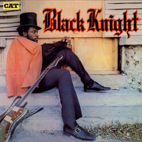 James Knight & The Butlers - Black Knight