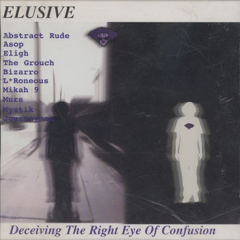 Elusive - Deceiving The Right Eye Of Confusion
