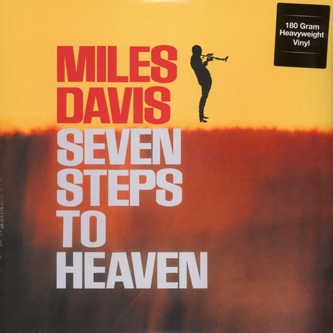 Miles Davis - Seven Steps To Heaven 180g Vinyl Edition