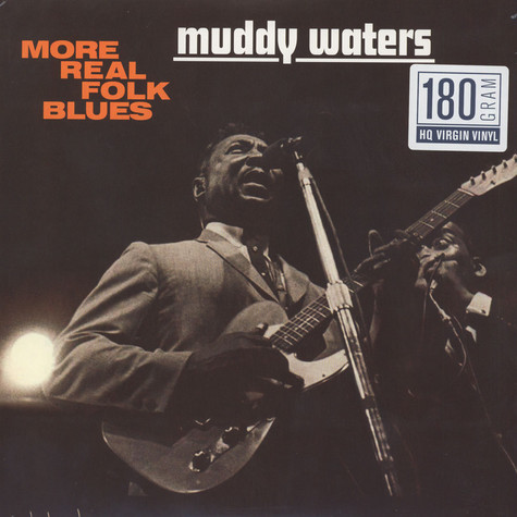 Muddy Waters - More Real Folk Blues 180g Vinyl Edition