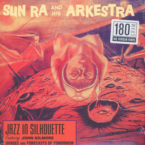 Sun Ra & His Arkestra - Jazz In Silhouette 180g Vinyl Edition