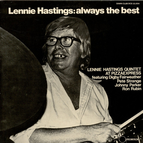 Lennie Hastings - Always The Best