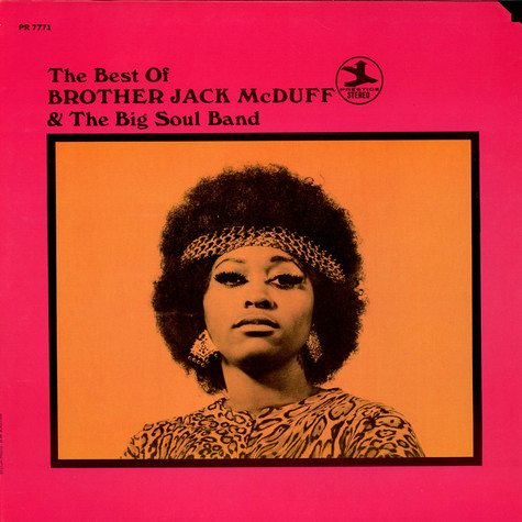 Brother Jack McDuff - The Best Of Brother Jack McDuff & The Big Soul Band