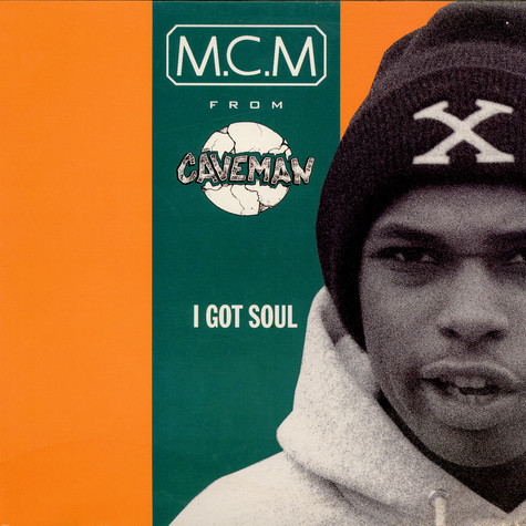 M.C.M. From Caveman - I Got Soul