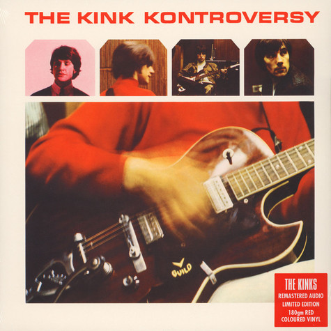 Kinks, The - The Kinks Kontroversy