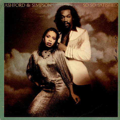 Ashford & Simpson - So So Satisfied