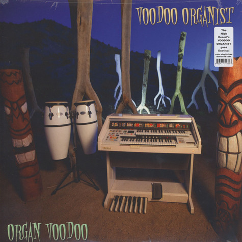 Voodoo Organist, The - Voodoo Organ