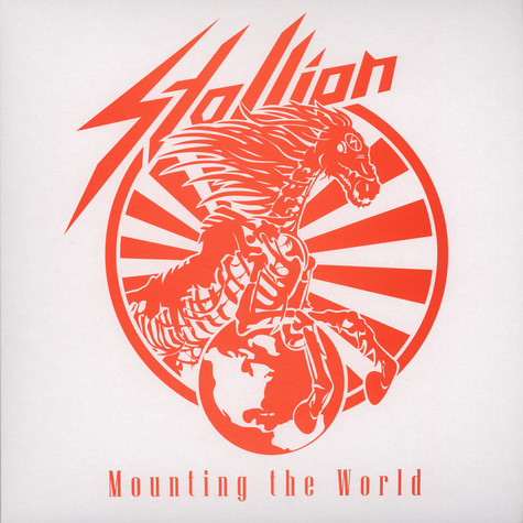 Stallion - Mounting The World Black Vinyl Edition