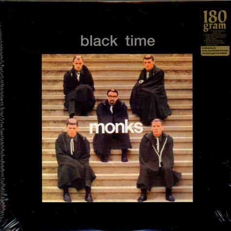 Monks, The - Black Time