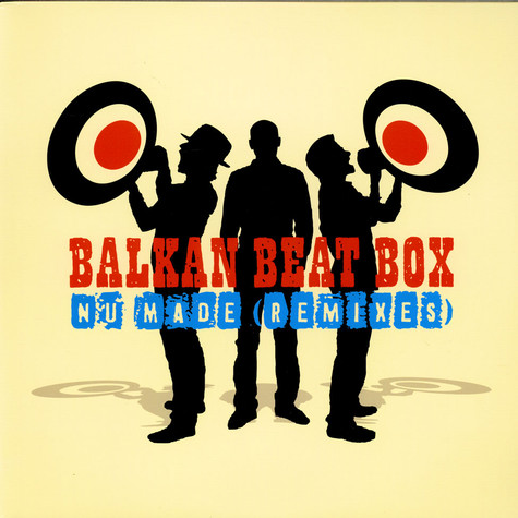 Balkan Beat Box - Nu Made (Remixes)