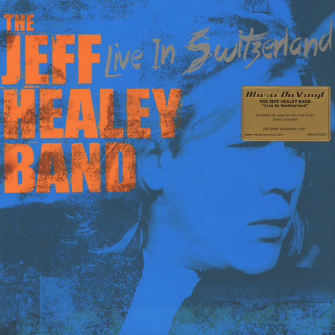 Jeff Healey Band, The - Live In Switzerland..