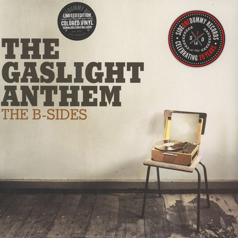 Gaslight Anthem, The - The B-Sides Colored Vinyl Edition