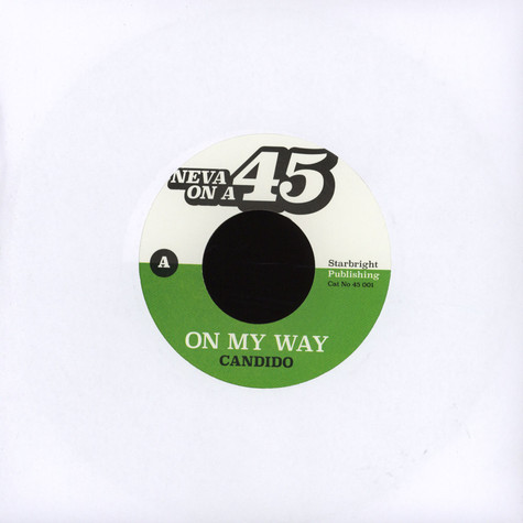 Candido / Edwin Starr - On My Way / Easin' In