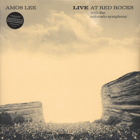 Amos Lee - Amos Lee Live At Red Rocks With The Colorado Symph