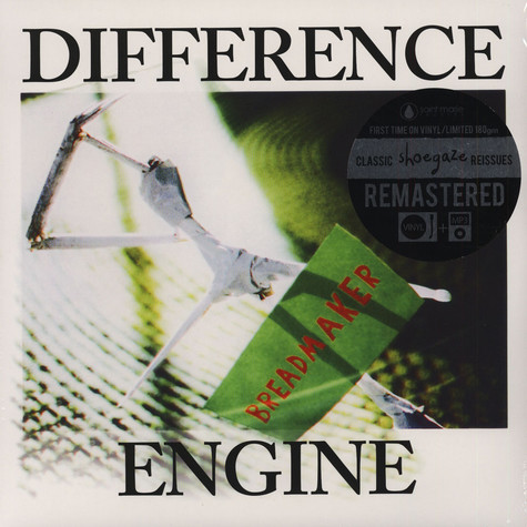 Difference Engine - Breadmaker Green / White Vinyl Edition