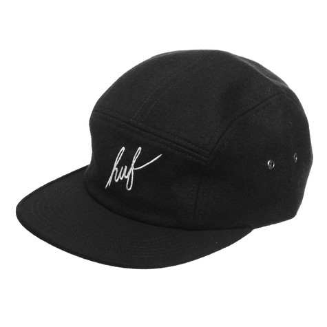 HUF - Wool Script Volley Cap