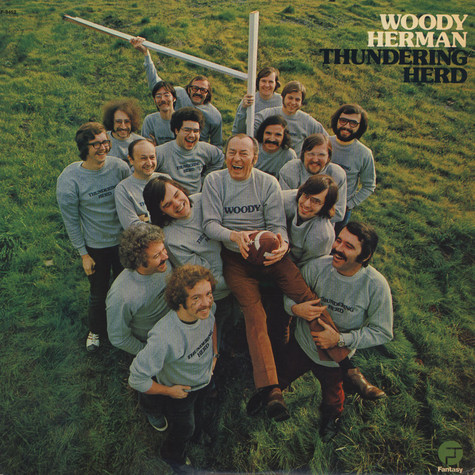 Woody Herman - Thundering Herd