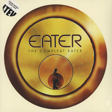 Eater - The Complete Eater White Vinyl Edition