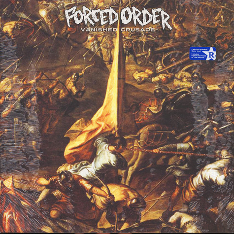 Forced Order - Vanished Crusade Colored Vinyl Edition