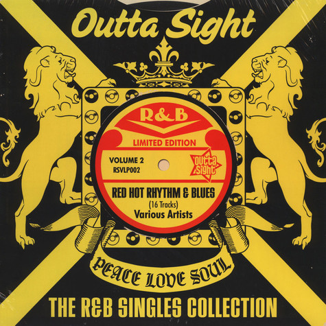 V.A. - The R&B Singles Collection Volume 2 (Remastered)