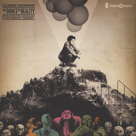 Alejandro Jodorowsky - OST The Dance Of Reality